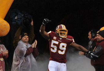 London Fletcher is one of the Redskins' rare free agent hits.