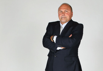 LAS VEGAS, NV - JUNE 22:  Head coach Barry Trotz of the Nashville Predators poses for a portrait during the 2011 NHL Awards at the Palms Casino Resort June 22, 2011 in Las Vegas, Nevada.  (Photo by Jeff Gross/Getty Images)