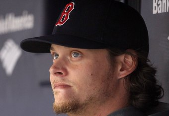 The 26 year old Buchholz is done for the season