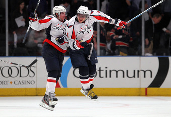Ovechkin and Backstrom need to find the chemistry that made them unstoppable in 2009-10.