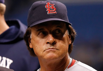 Tony La Russa has raised accusations of home-field tampering on several different teams.