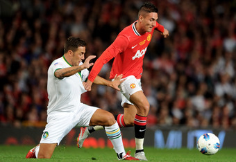 Passing of the Torch in Italia? Macheda and Cannavaro
