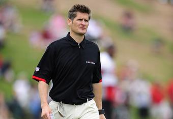 Dimitroff is talking some big talk but can he walk the walk in Atlanta again in 2011.