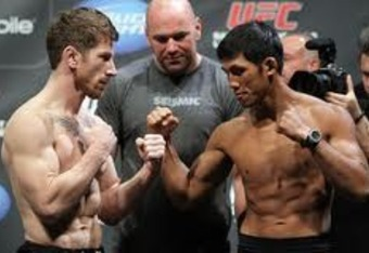 Mike Brown vs Nam Phan