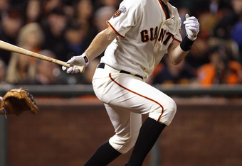 Brandon Belt would provide energy and a consistant, productive bat in the line up.