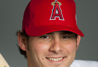 Ex-Angel Brandon Wood, one of a few bright spots during a recent skid.