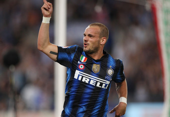 Sneijder is a brillian signing by Ferguson, and one who is a perfect fit at Old Trafford.