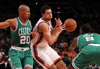 Landry Fields Fatigued and Faded Down the Stretch