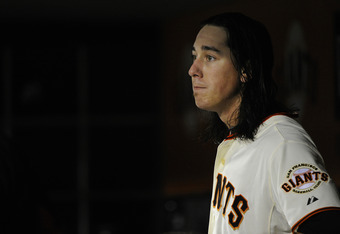 It's going to be up to Tim Lincecum and company to get the Giants to the postseason again in 2011.
