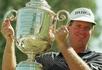 Stee Elkinngton 1995 PGA Champion