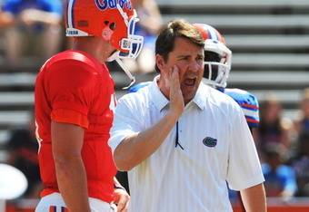 Will Muschamp might be walking into more than he bargained for.