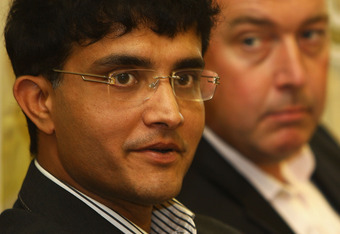 Saurav Ganguly can be inspirational.