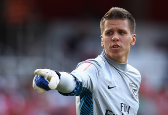 Wojciech Szczesny is a sure keeper for Arsenal
