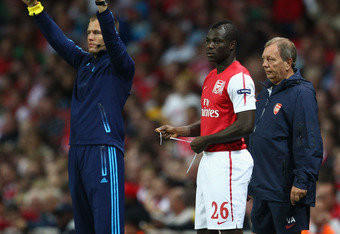 Frimpong: Ready for the big stage?