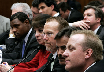 Some of the 90s greatest ballplayers lined up for hearing with Congress