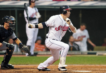 Jason Kipnis is one of Cleveland's many exciting young players.