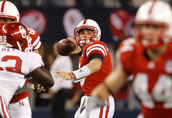 Nebraska's season might live and die by the health of Taylor Martinez.