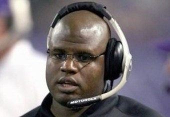 Eric Bieniemy is the new offensive coordinator.