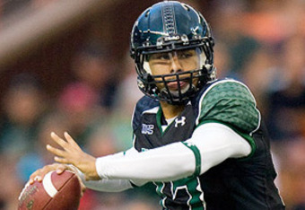 Brian Moniz is a talented quarterback.