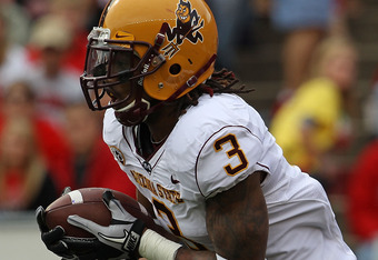 Omar Bolden is one of many defensive players out for ASU.