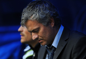 Jose Mourinho (Photo by Denis Doyle/Getty Images)
