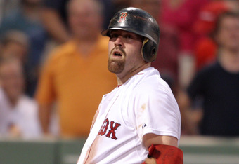A bad back has sent Youk to the DL  (Photo by Elsa/Getty Images)