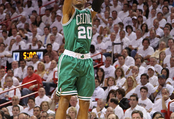 Ray Allen has probably done enough to be a Hall of Famer; but I don't think he's the absolute lock some others do