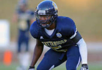 Chattanooga Sophomore DB Kadeem Wise (photo courtesy of GoMocs.com)