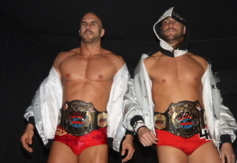 The Kings of Wrestling may be the key to the resurgence of the WWE tag team division.