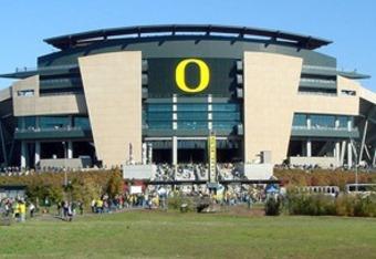 The site of Oregon State's final loss of 2011.