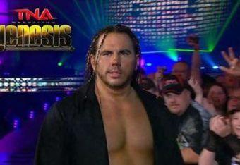 Matt Hardy Debuts at TNA Genesis