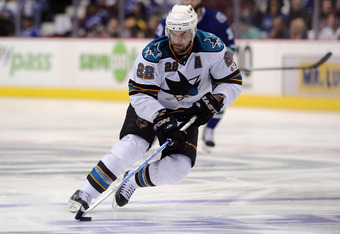 Dan Boyle will be 38 by the time the 2013-14 season ends
