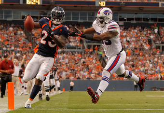 Willis McGahee was among the top TD vultures in 2009-10