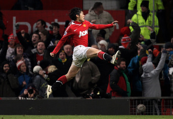 Ji-Sung Park:  Will he be Arsenal's nemesis yet again?