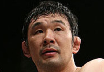 Kazushi Sakuraba has often been called Japan's greatest MMA fighter