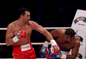 David Haye: Down and out?