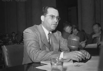 Truman Gibson was the legal mind behind the Mob's control over boxing