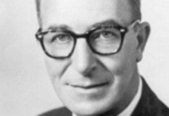 Estes Kefauver: one of few politicians willing to take the mob on