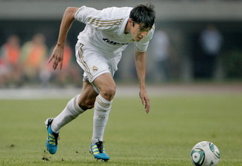 Kaka:  Sneaking him in would be lovely