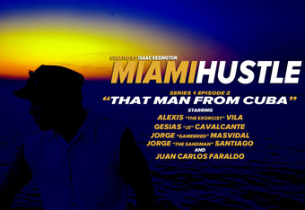 Miami Hustle...Genghis' latest piece de resistance