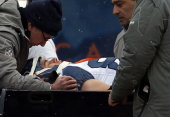 Injuries...