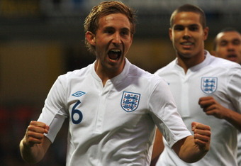 Craig Dawson scores on his debut for England U21
