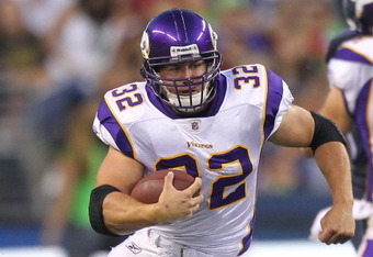 The Vikes' Great White Hope?