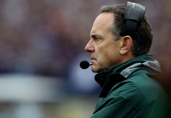 Mark Dantonio restored the seriousness of the Michigan State football progrtam.
