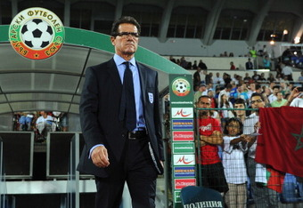 Has Fabio Capello found the formation for success?