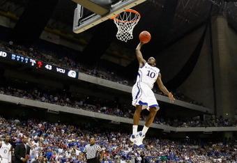 KU basketball is a National Brand.