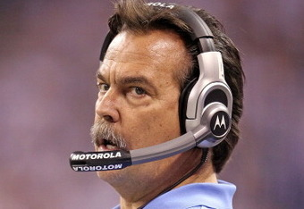 Jeff Fisher, former USC player and NFL head coach
