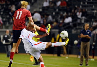 Brek Shea has benefitted from Klinsmann's coaching.