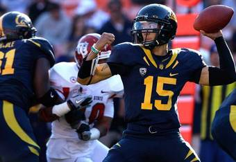 Zach Maynard led Cal to a 36-21 victory over Fresno State.