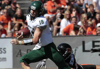 FCS Sacramento State went for two in overtime to take the one-point victory over the Oregon State Beavers.